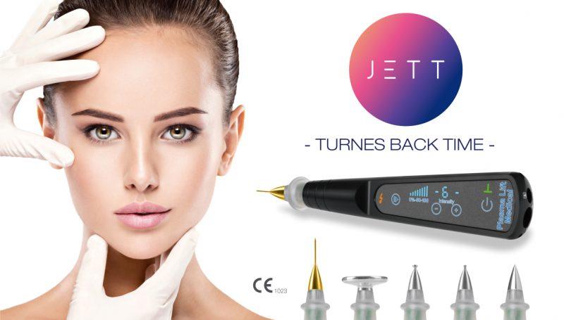 Jett Plasma Gold tip